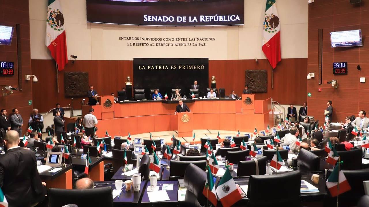 Senado aprueba prisión preventiva por facturas falsas y empresas fantasma