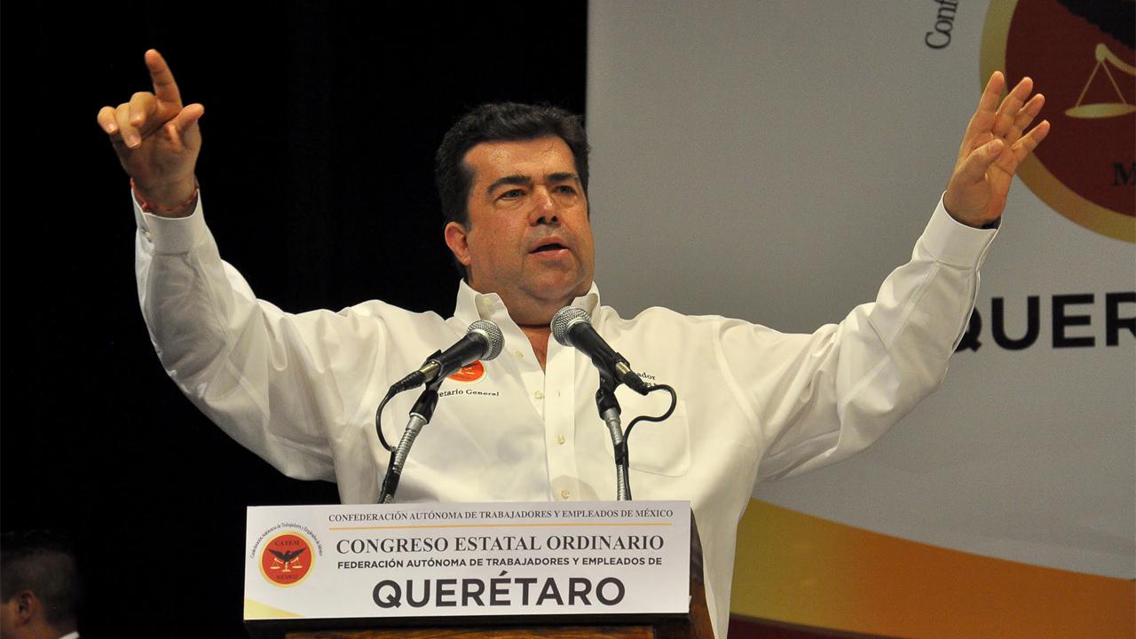 Ligan a líder de trabajadores con 'lavadero' de Javier Duarte