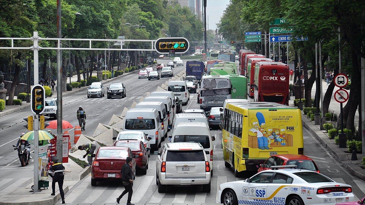 Impulsar la movilidad sostenible en México
