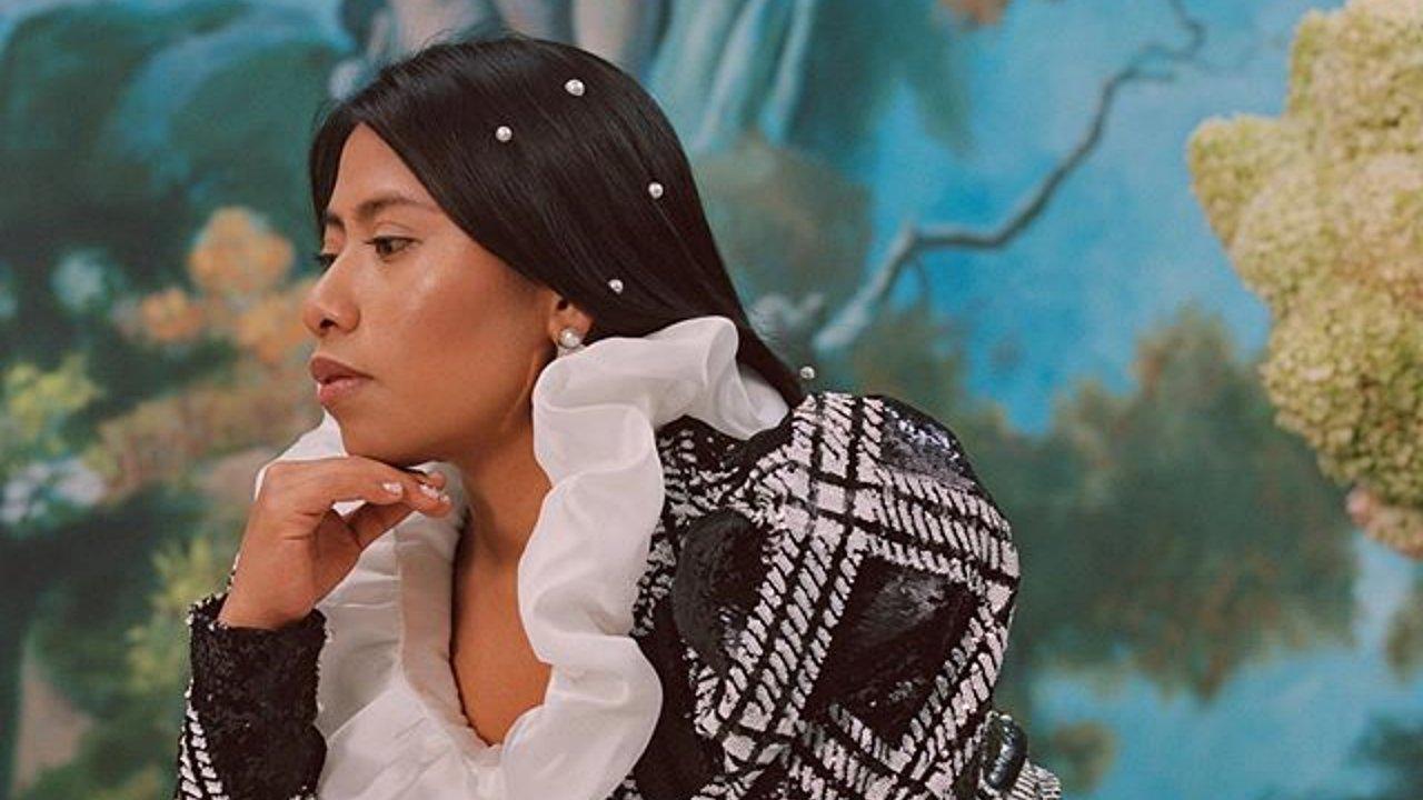 De 'Roma' a Nueva York: Yalitza protagoniza nueva colección de Rodarte