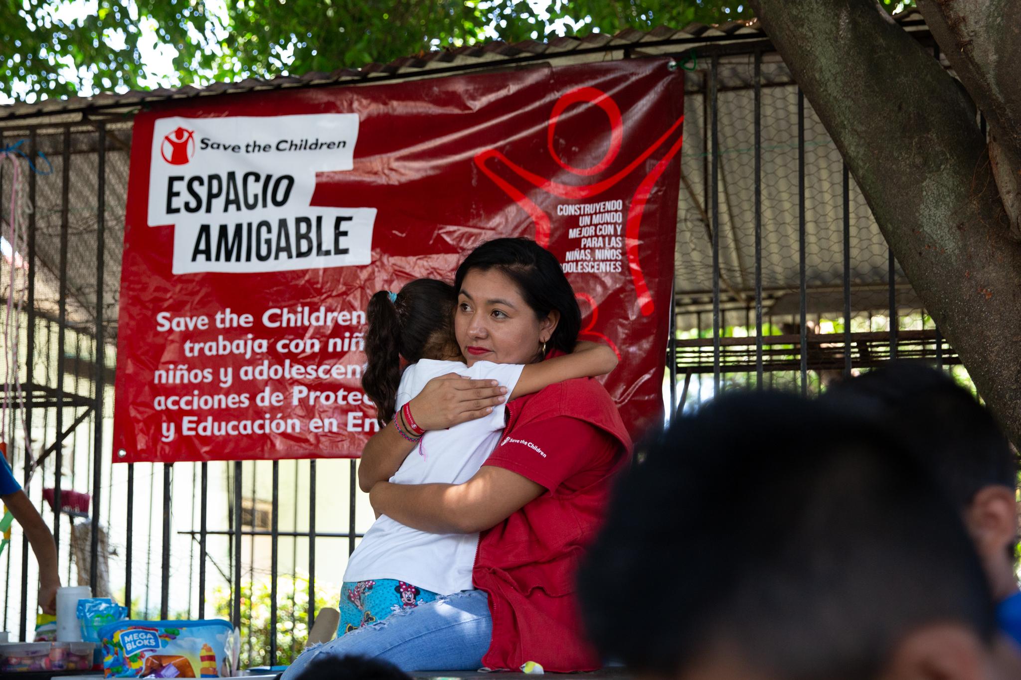 Migrar: la única esperanza de niñas y niños