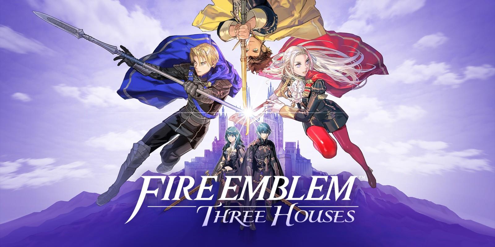 Fire Emblem: Three Houses, un ambicioso RPG para llevar