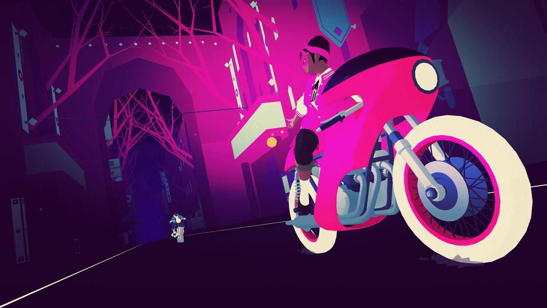 Sayonara Wild Hearts, un álbum pop hecho videojuego