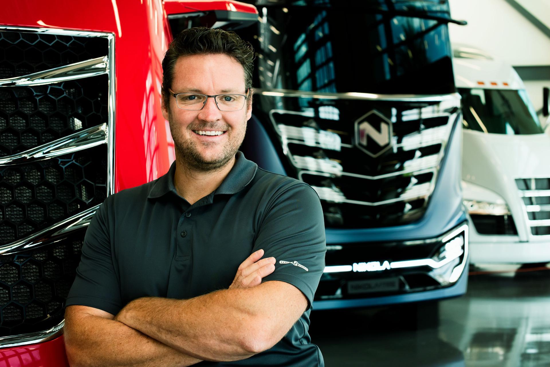 Nikola, una startup que impulsa camiones con combustible de hidrógeno