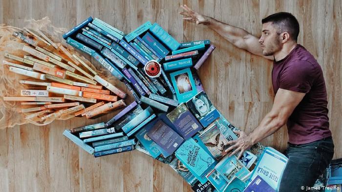 Los amantes de los libros que también aman Instagram