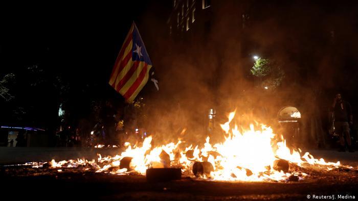 Cataluña arde: ¿qué hay detrás de las protestas?