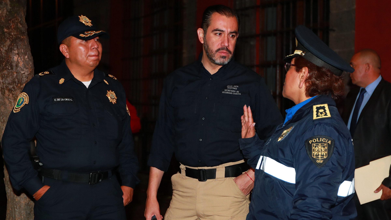 Interpol busca a Jesús Orta, exsecretario de Seguridad de la CDMX