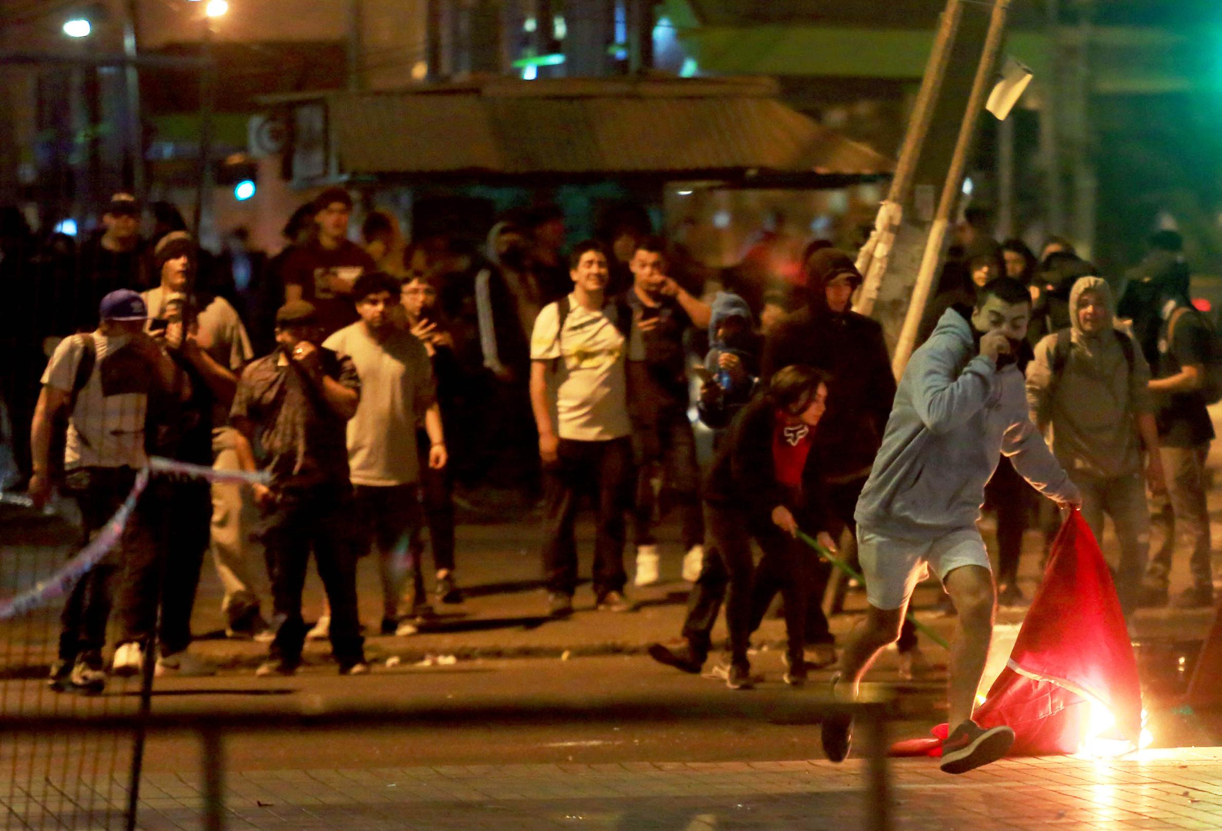 Nuevas protestas en Chile en medio de Estado de Emergencia