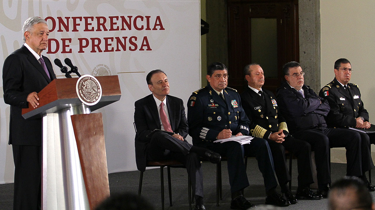 Operativo en Culiacán, sin injerencia de Washington: AMLO