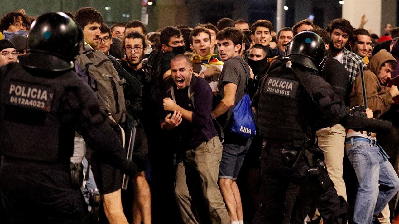 Barcelona, la rebelión en el orden visual