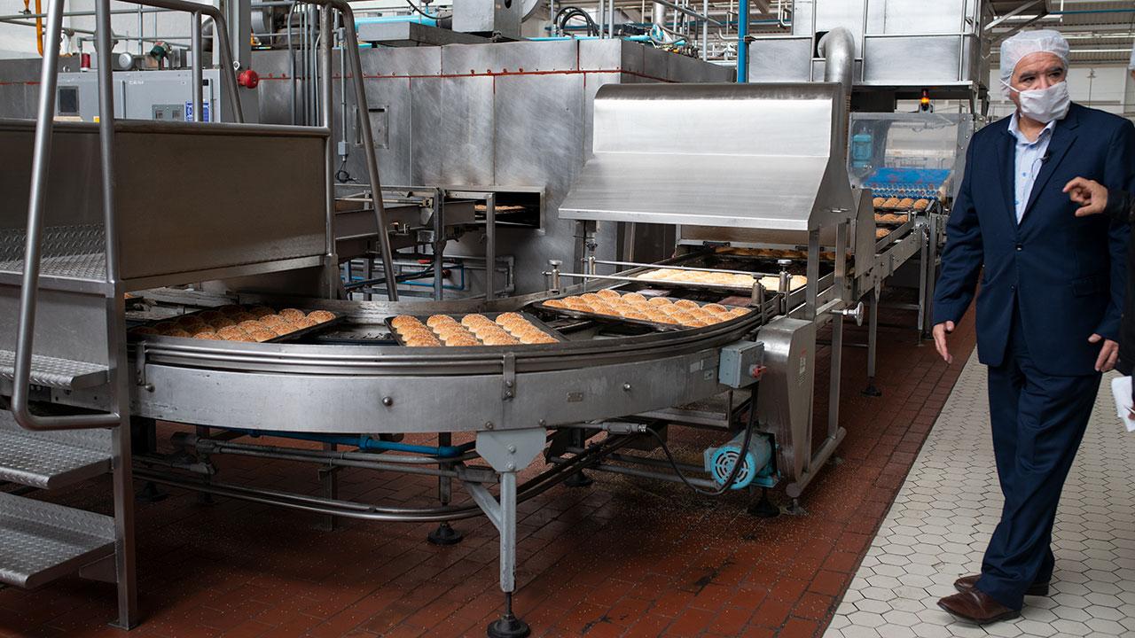 Bimbo incrementa sus ventas en 7% por venta de pan, tortillas y galletas