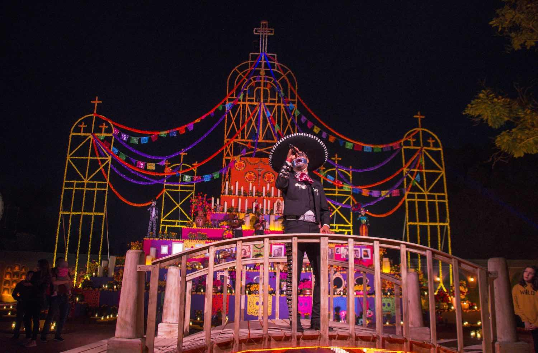 'Calaverandia' quiere llegar a la Ciudad de México