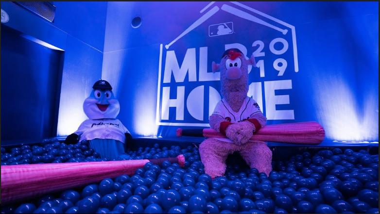 Abre la MLB Home, espacio beibolero, interactivo e 'instagrameable'