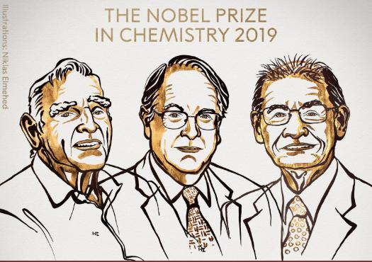 El Premio Nobel de Química, para los creadores de las baterías de celular