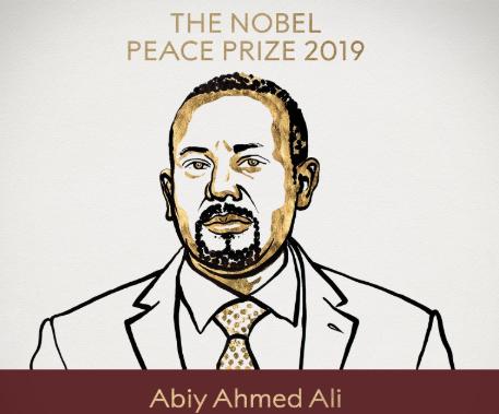 Dan Nobel de la Paz a Abiy Ahmed, el hombre que puso fin a una guerra de 70,000 muertos