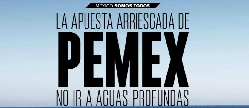 Apuesta-Pemex