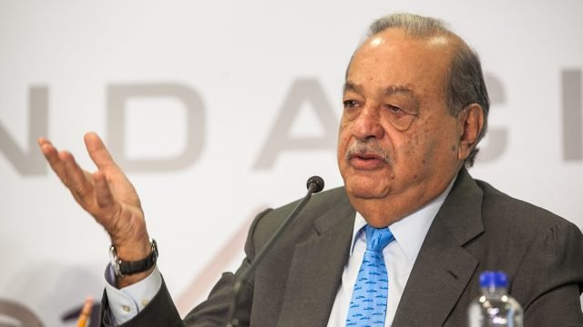 Carlos Slim america movil