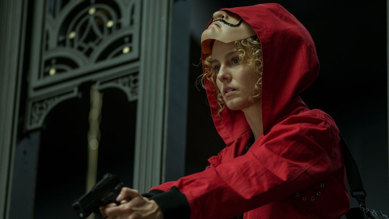'La casa de papel ' es la serie más vista de Netflix en habla no inglesa
