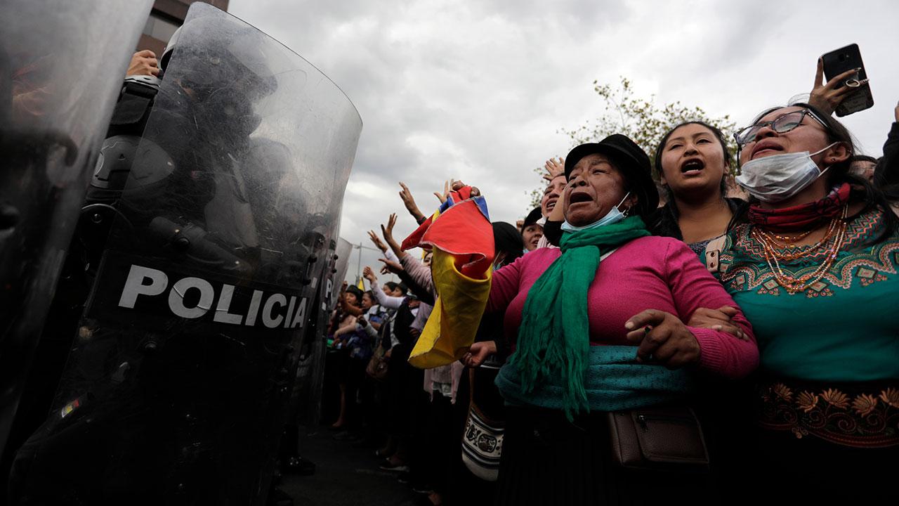 Crisis-Ecuador