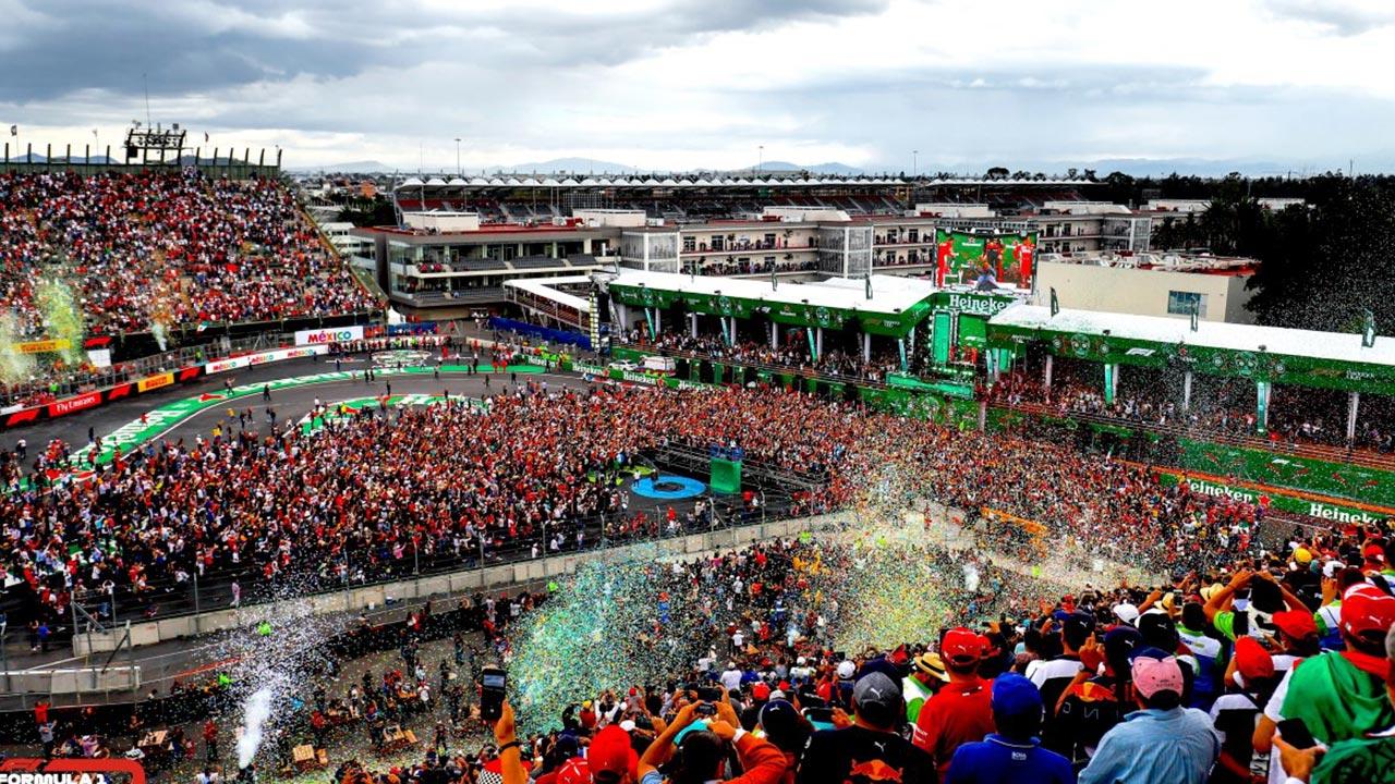 Anuncian plan de seguridad y ganancias previstas por GP de México
