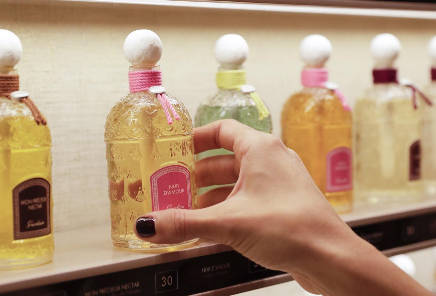 Descubre cómo encontrar el perfume de tu vida