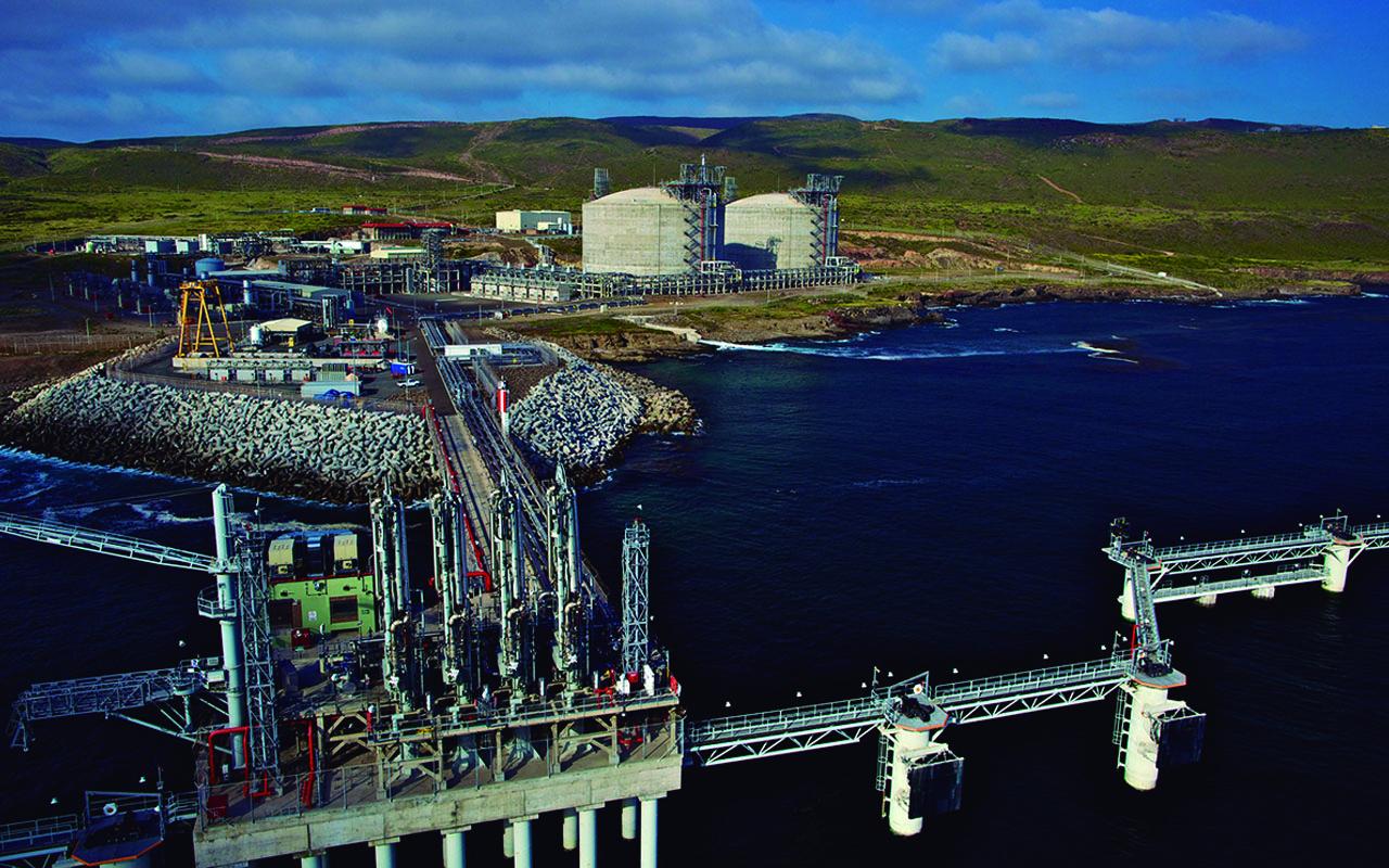 IEnova anuncia inversión multimillonaria para proyecto de gas en Baja California