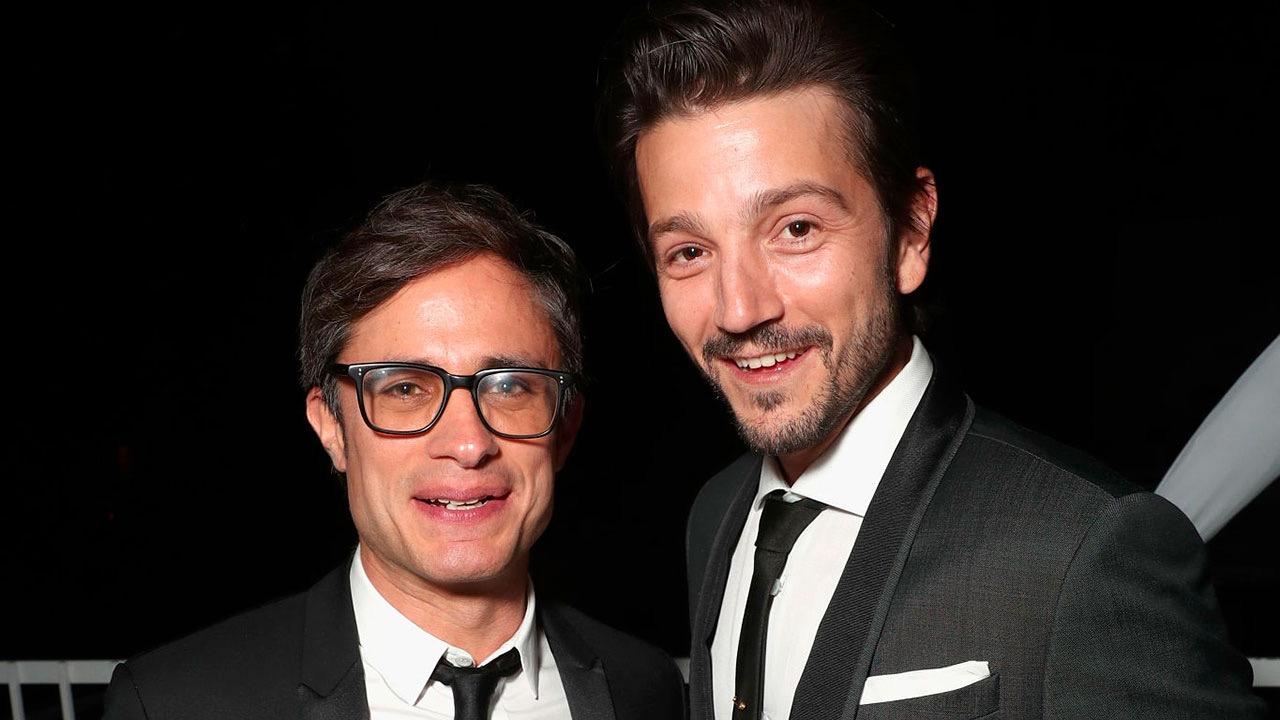 Gael García y Diego Luna producirán una serie para Amazon
