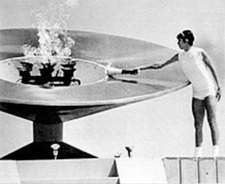 Fallece Enriqueta Basilio, la primera mujer en encender un pebetero olímpico