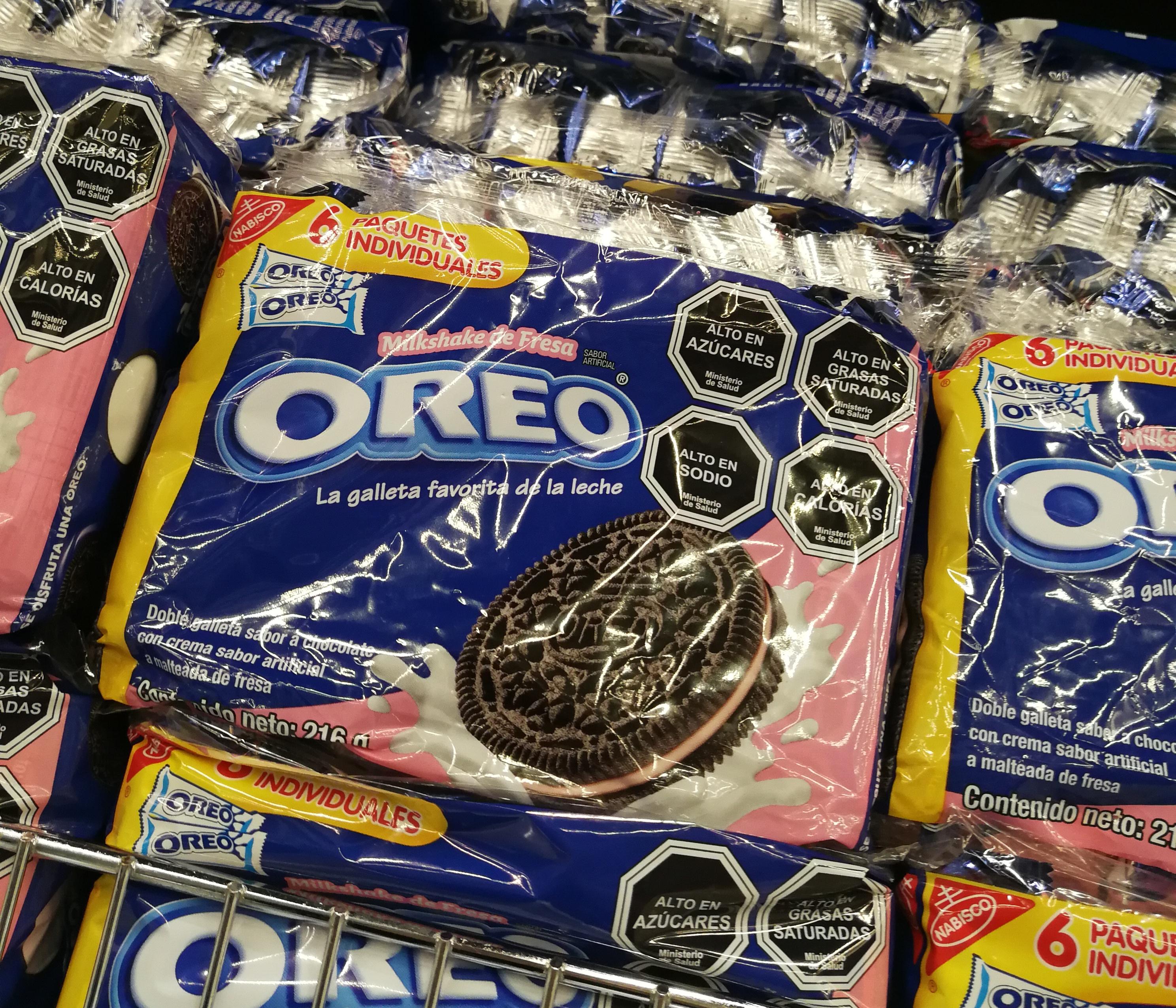 Cofece considera restrictivo el nuevo etiquetado frontal de alimentos