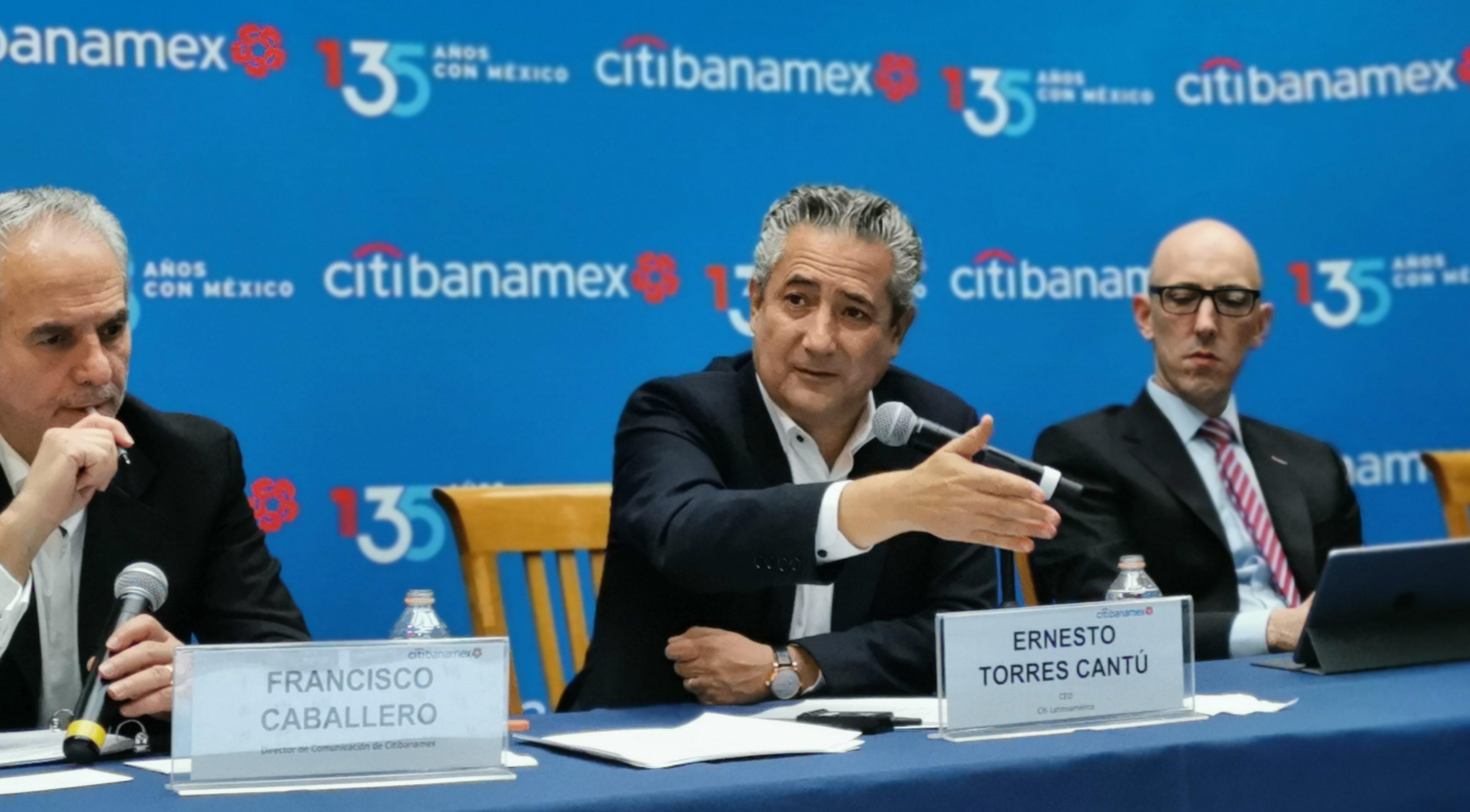 Así fue la primera 'despedida' de Ernesto Torres Cantú como CEO de Citibanamex