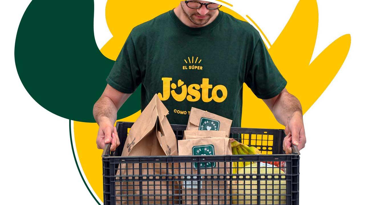 De conducir Cabify por el mundo a crear Justo, un supermercado online