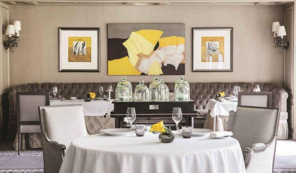 Shangri-La crea una travesía gourmet