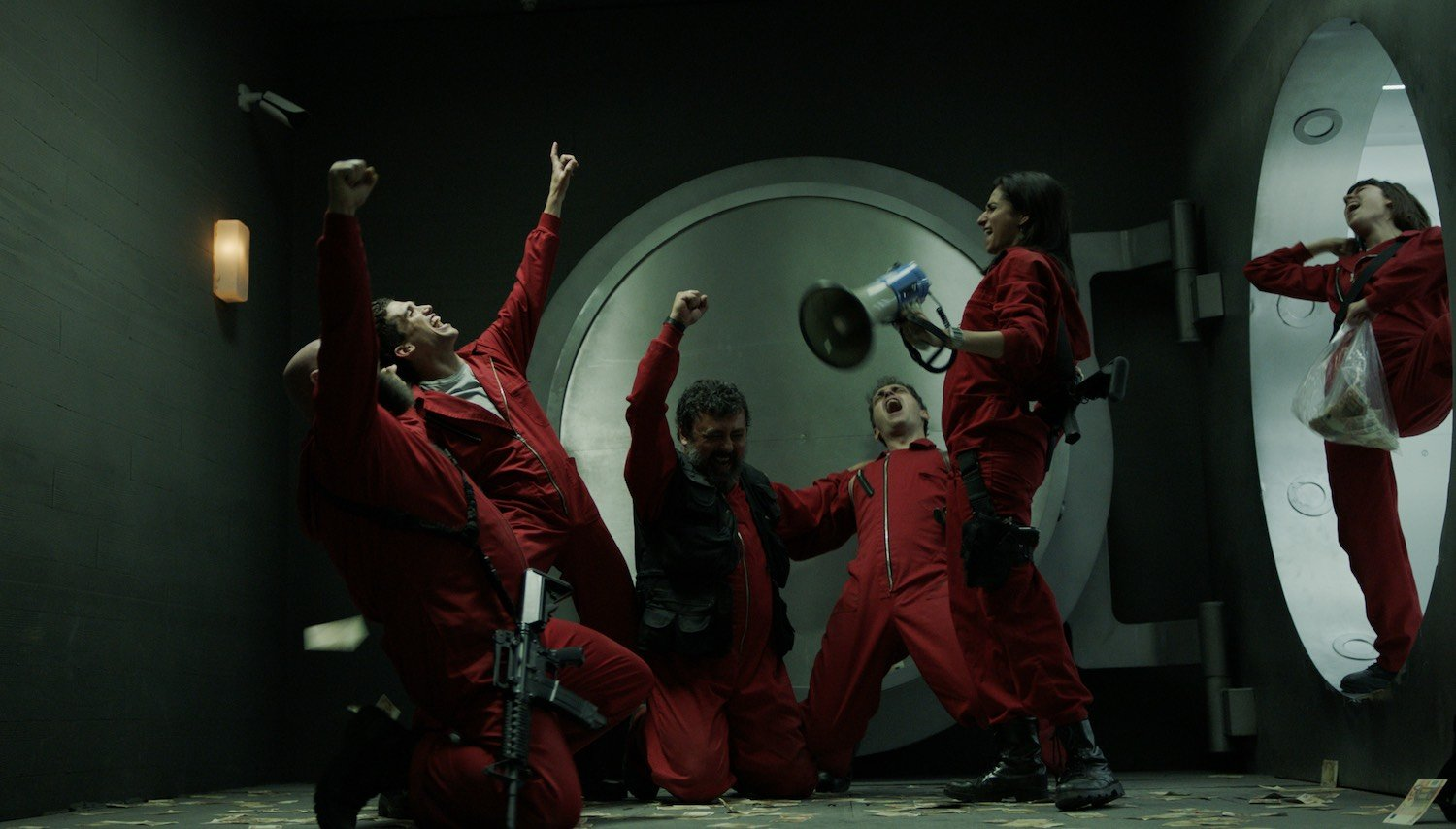 'La casa de papel' tendrá una quinta temporada en Netflix