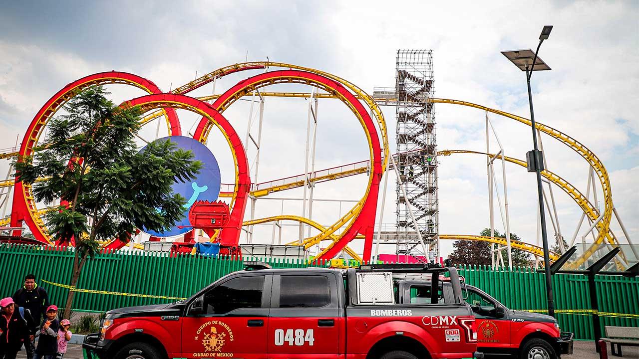 Sheinbaum busca nuevo parque de diversiones tras cierre de la Feria
