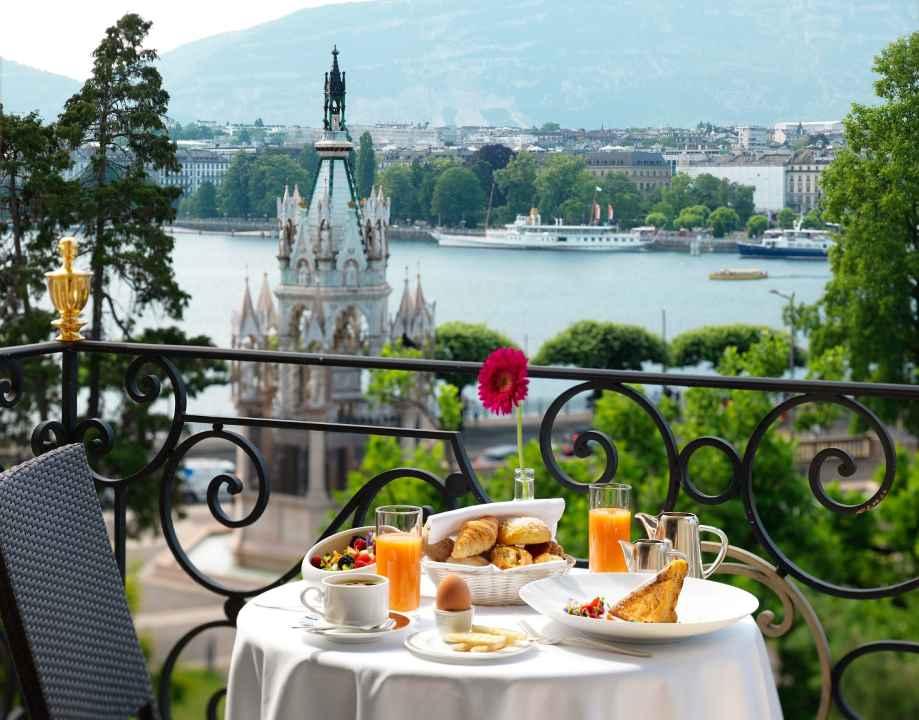 Le Richemond, el hotel legendario en Ginebra