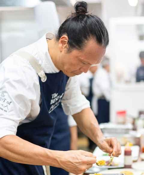 chef Lee