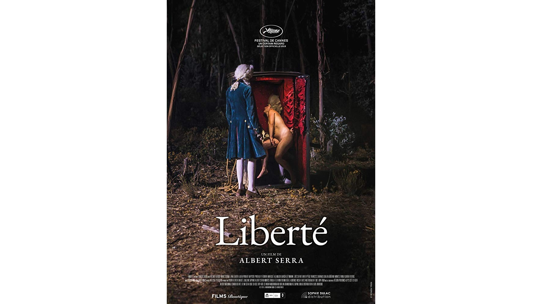 3º Black Canvas: 'Liberté' de Albert Serra