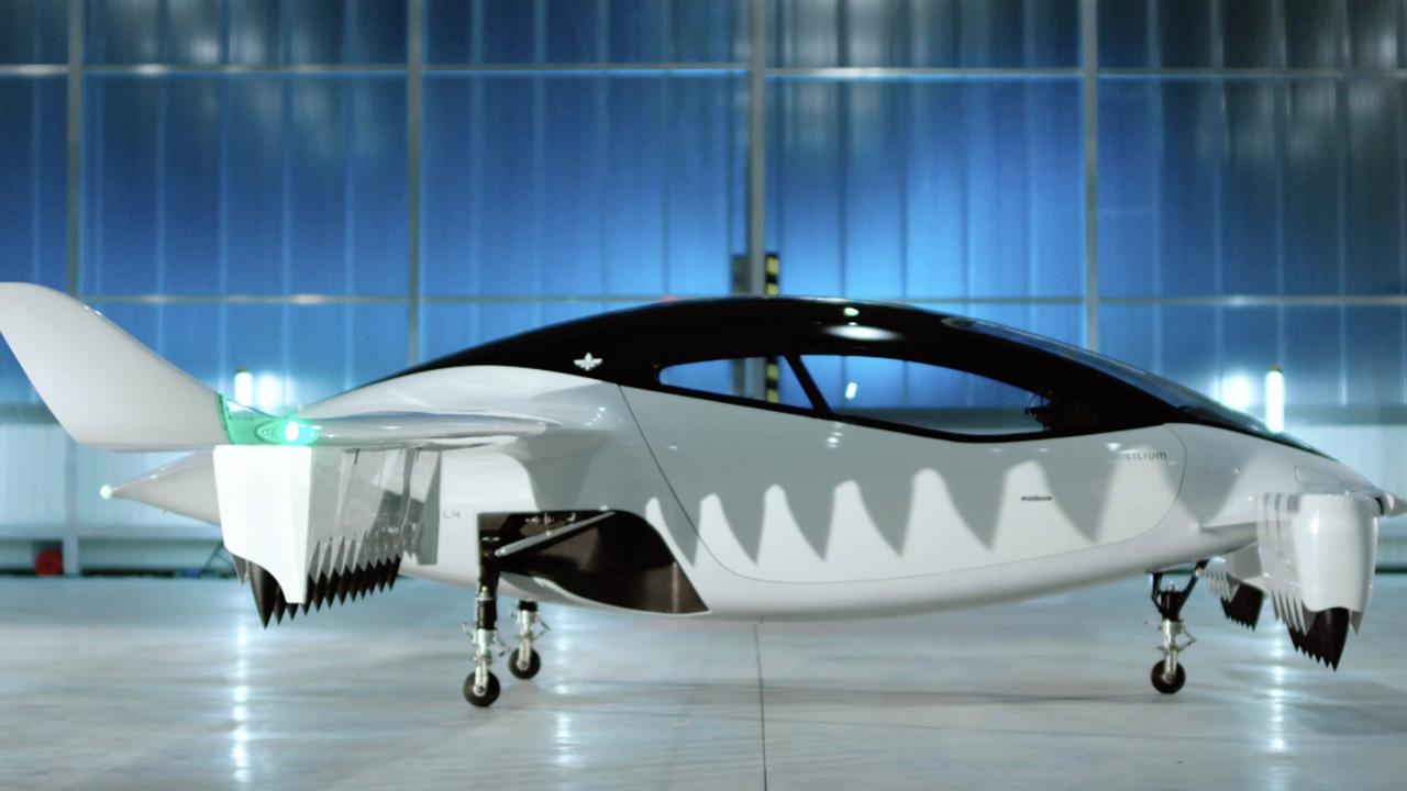 Prototipo de taxi volador eléctrico alcanza los 100 km/hr
