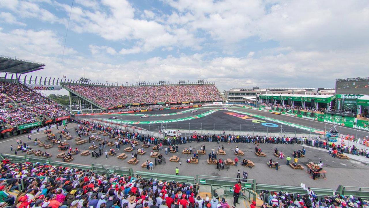 La Guelaguetza engalanará al Gran Premio de México de F1