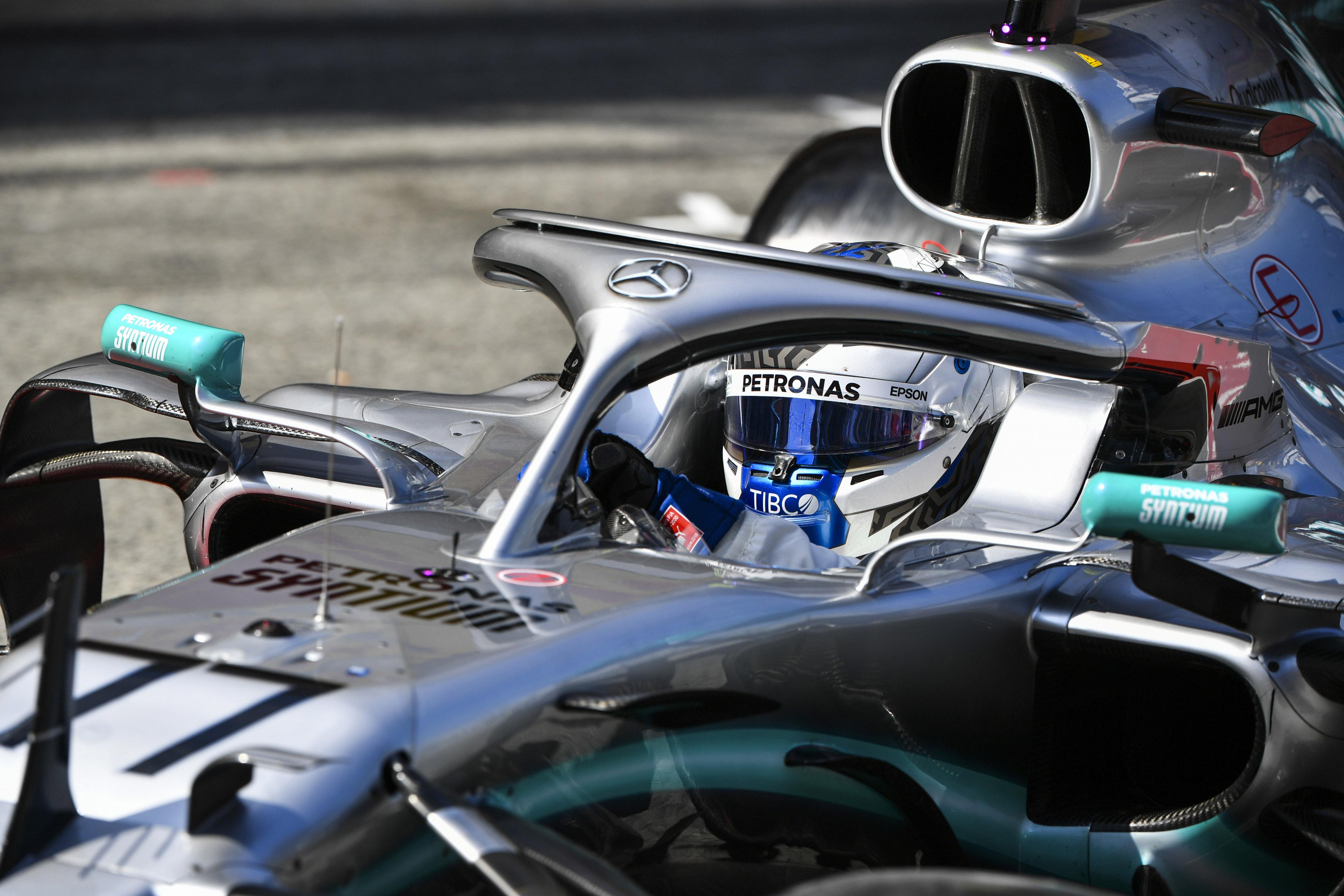 Fórmula 1, cuando el combustible y los segundos dependen de los datos
