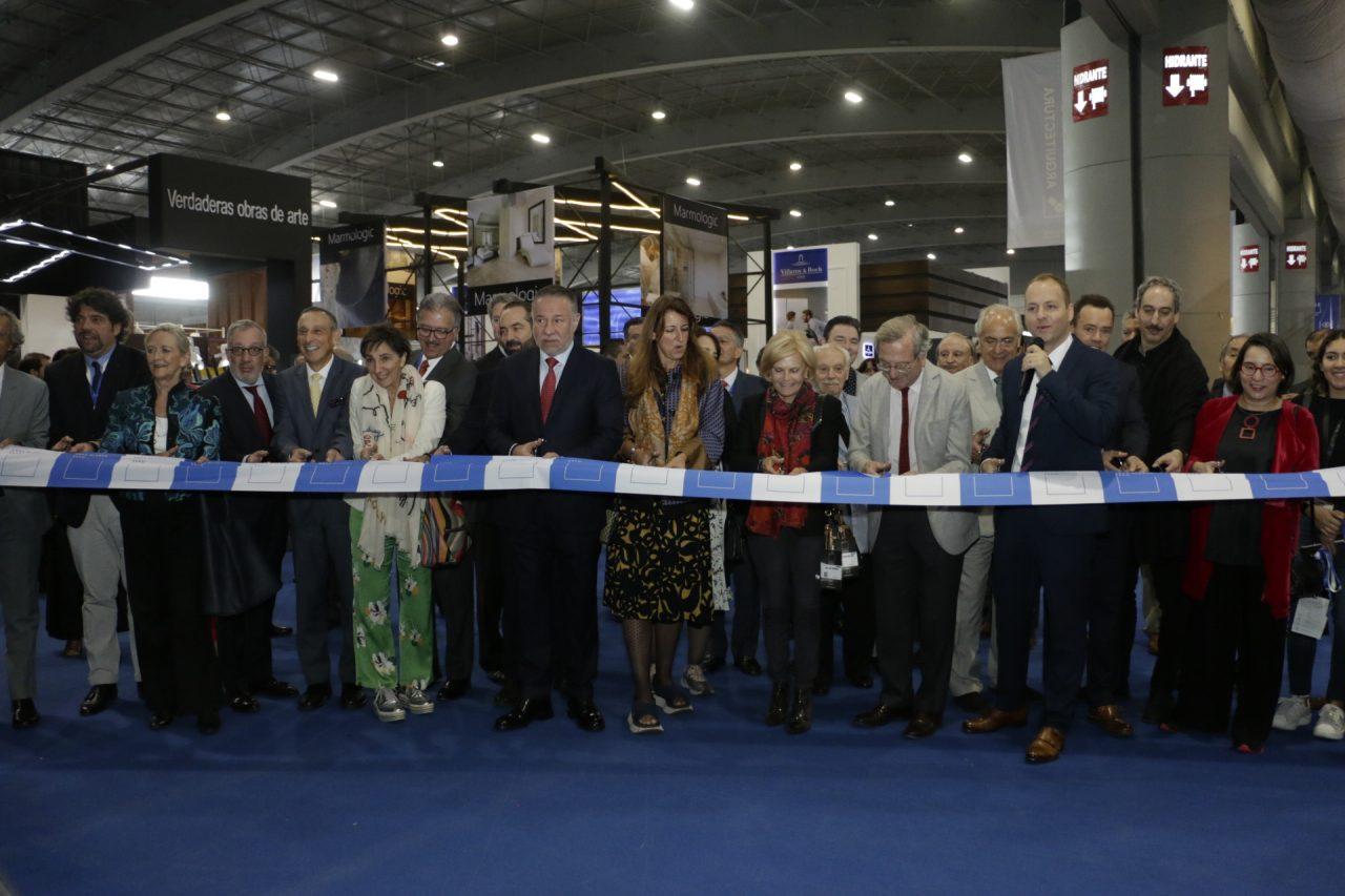 Se inaugura Obra Blanca Expo, el primer encuentro especializado en acabados para la construcción