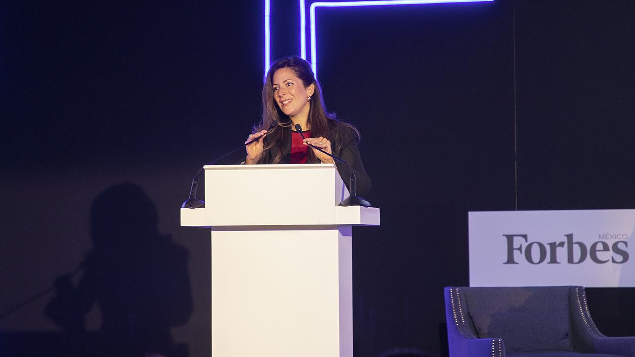 Entrevista | El 2020 será crucial para las telecomunicaciones: Mónica Aspe