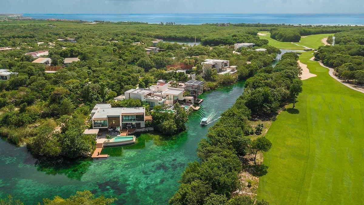 Mayakoba, el destino de lujo que despunta en el Caribe mexicano