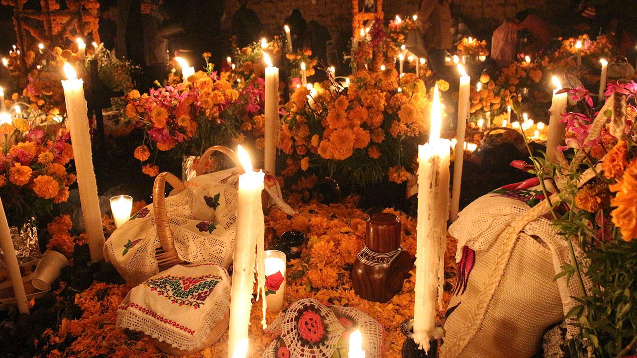 Fiesta de las ánimas: Michoacán, más vivo que nunca