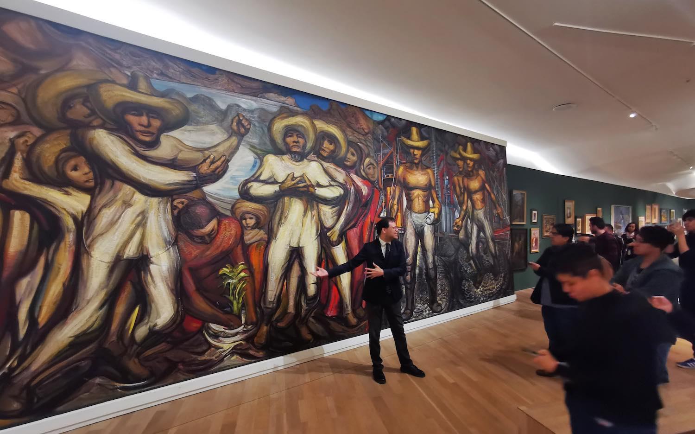 Museo Soumaya reúne 20 siglos de arte en México