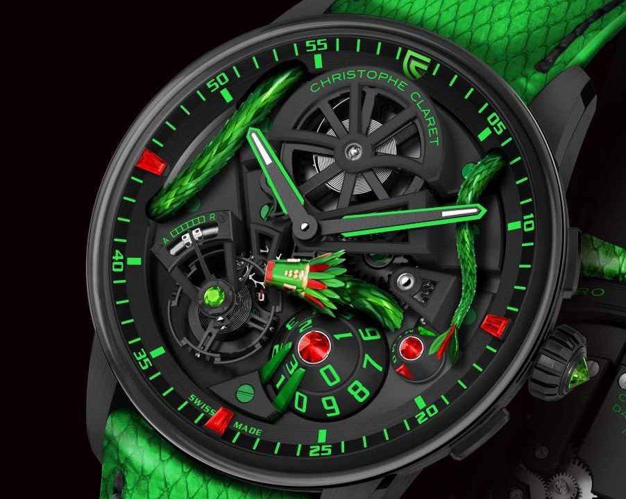 México inspira a la alta relojería