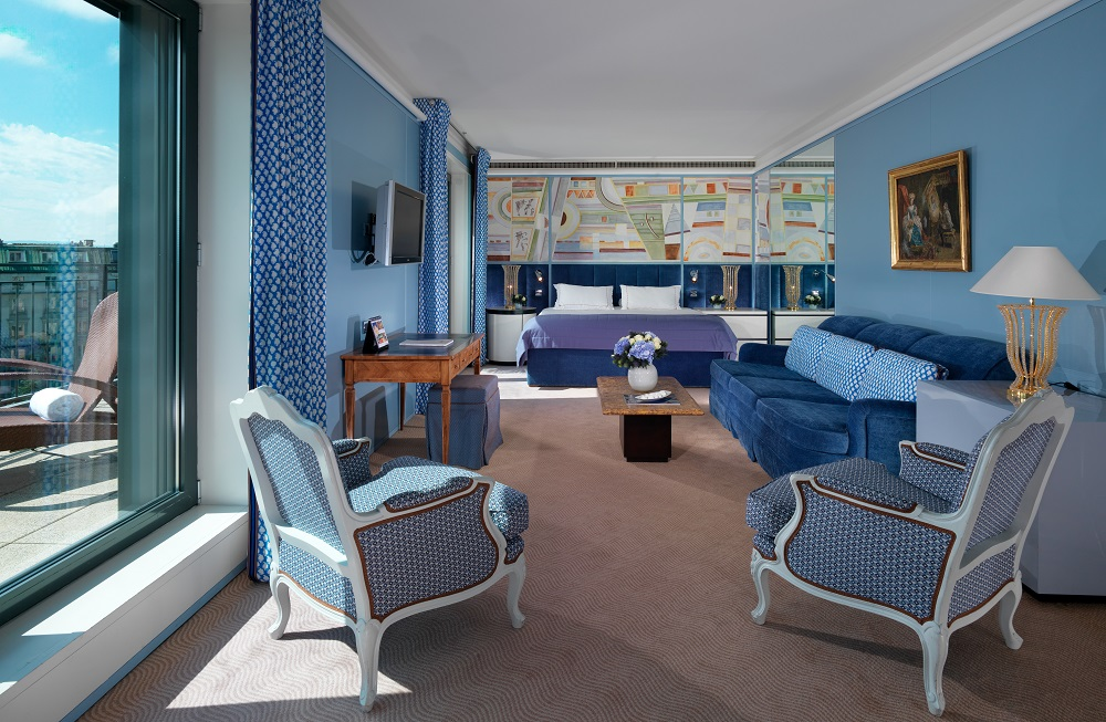 Le Richemond, Dorchester Collection