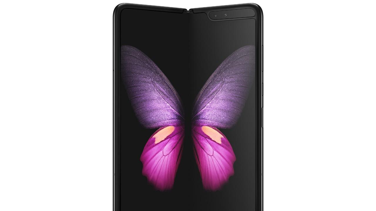 El Galaxy Fold llega con su doble pantalla plegable… y su precio igual a 2 celulares