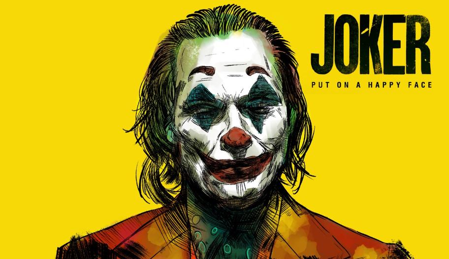 Toma una selfie con el filtro de Instagram inspirado en el Joker
