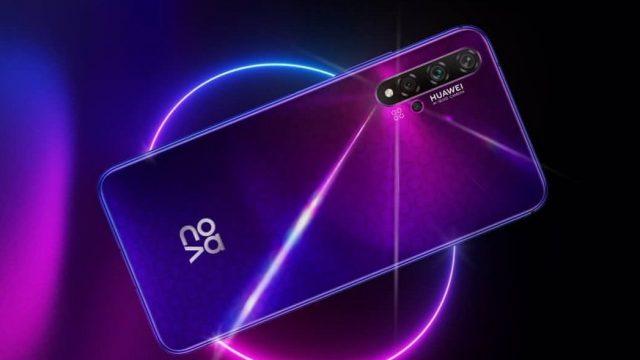 Nova 5T Huawei